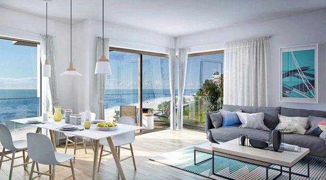 Poważnie Apartament do sprzedaży nad morzem | Apartamenty na sprzedaż i EA99