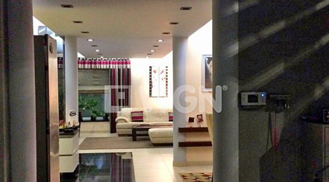 na zdjęciu ekskluzywne wnętrze luksusowej rezydencji na sprzedaż w okolicy Legnicy