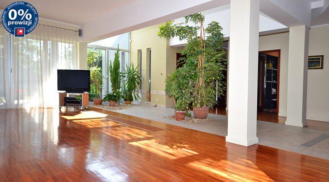 ekskluzywne wnętrze luksusowej rezydencji do sprzedaży w Radomiu