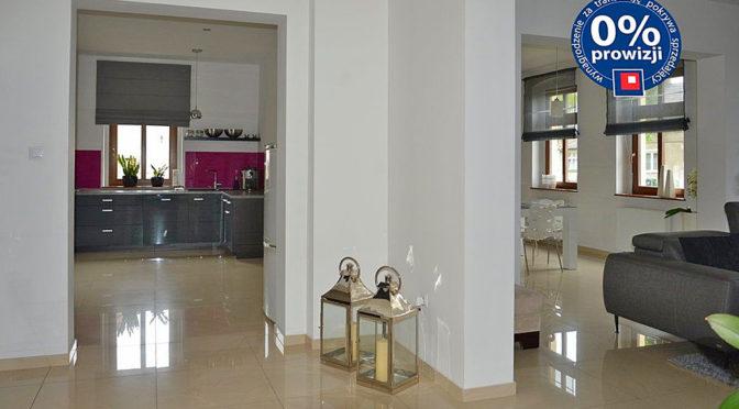 wysoki standard wnętrza luksusowej rezydencji do sprzedaży w okolicach Żagania