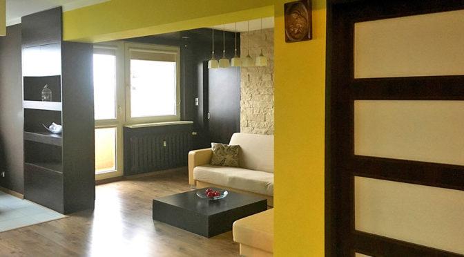 fragment luksusowego wnętrza ekskluzywnego apartamentu w Częstochowie do sprzedaży