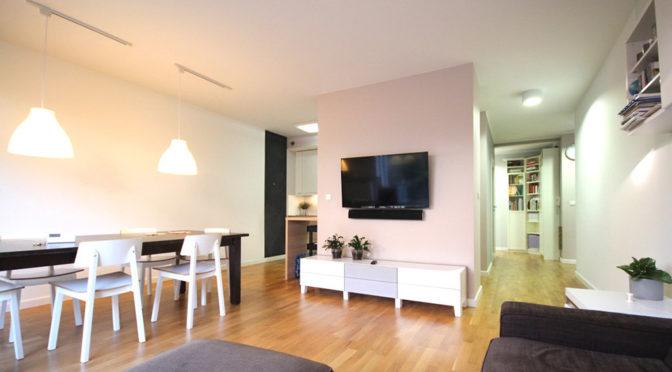 nowoczesne wnętrze luksusowego apartamentu do sprzedaży w Stargardzie Szczecińskim
