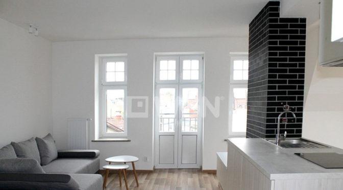 komfortowy salon w luksusowym apartamencie do wynajmu w Tczewie