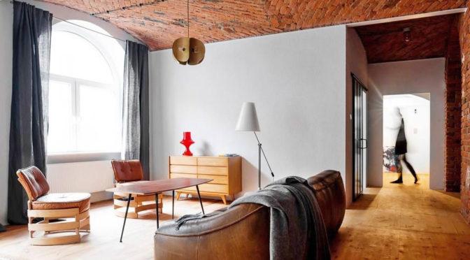 nowoczesne wnętrze luksusowego apartamentu w Szczecinie na wynajem