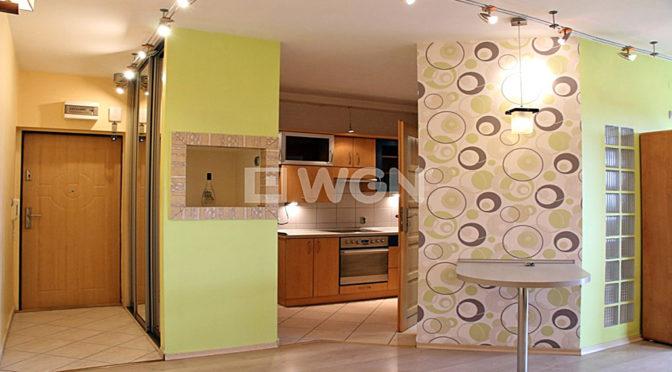 nowoczesne wnętrze luksusowego apartamentu w Szczecinie do wynajmu