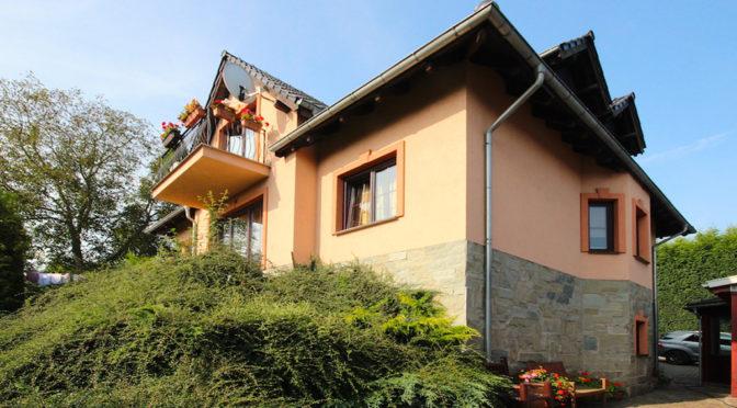 front luksusowej rezydencji w Szczecinie na sprzedaż