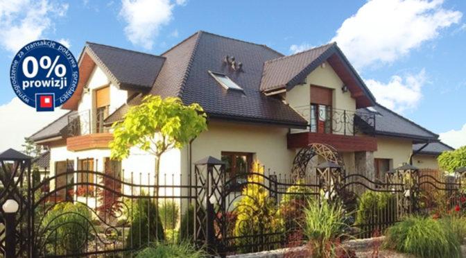 malowniczo położona luksusowa rezydencja do sprzedaży w okolicy Bolesławca