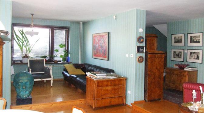ekskluzywne wnętrze luksusowej rezydencji do sprzedaży w okolicach Legnicy