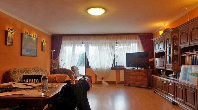 stylowy salon w ekskluzywnej rezydencji do sprzedaży we Wrocławiu