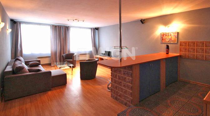 prestiżowy salon w luksusowym apartamencie do sprzedaży w Szczecinie