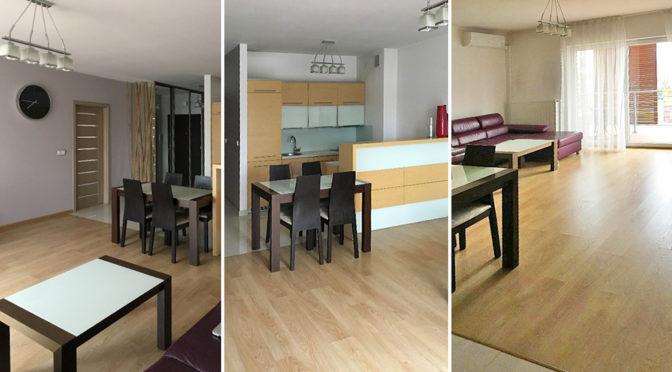 nowoczesne i prestiżowe wnętrze luksusowego apartamentu do wynajmu w Katowicach