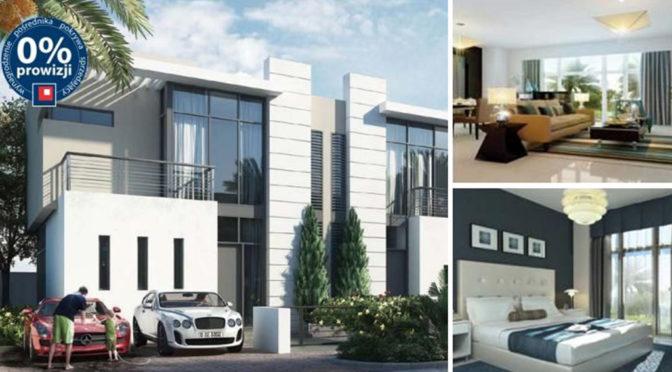 front oraz wnętrze luksusowej rezydencji do sprzedaży w Dubaju