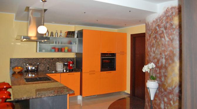komfortowe wnętrze ekskluzywnego apartamentu w Trójmieście na sprzedaż