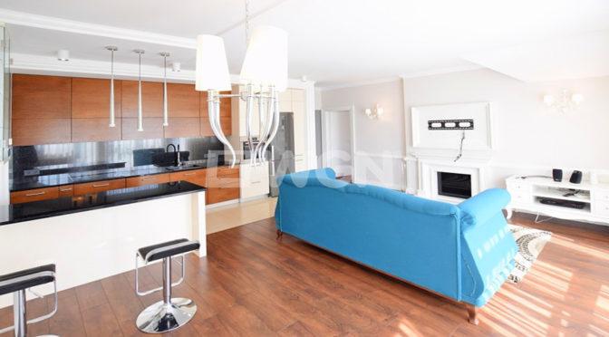 luksusowe wnętrze ekskluzywnego apartamentu w Suwałkach na sprzedaż