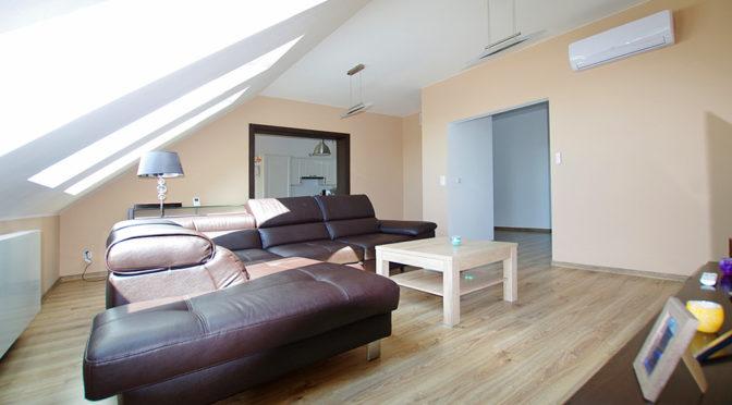 fragment komfortowego wnętrza ekskluzywnego apartamentu do sprzedaży w okolicach Legnicy