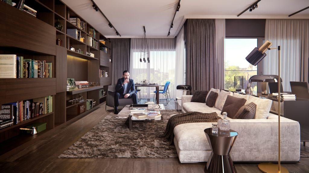 Rośnie podaż mieszkań luksusowych i apartamentów w Polsce
