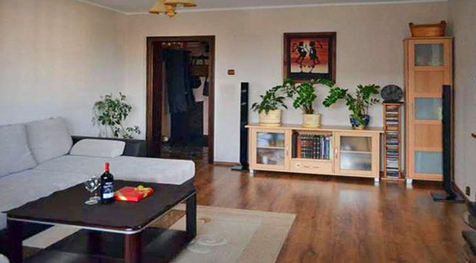 prestiżowy salon w ekskluzywnym apartamencie do sprzedaży w Białymstoku