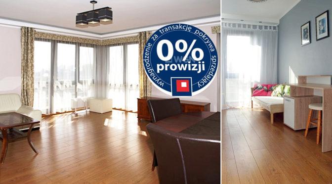 po lewej luksusowy salon, po prawej przedpokój w ekskluzywnym apartamencie w Szczecinie na sprzedaż