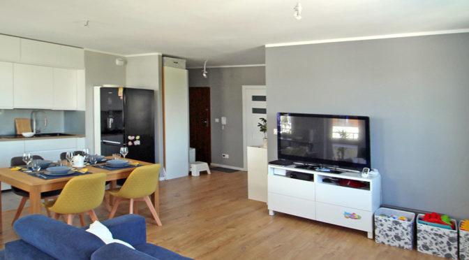 komfortowe i przestronne wnetrze luksusowego apartamentu w Krakowie na sprzedaż