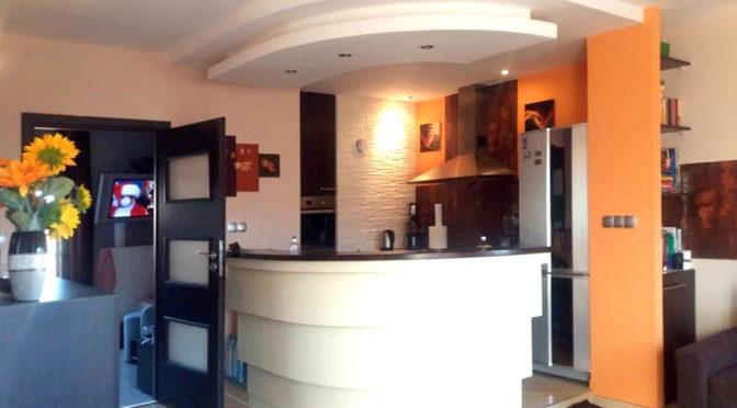 komfortowe wnętrze luksusowego apartamentu w Szczecinie na sprzedaż