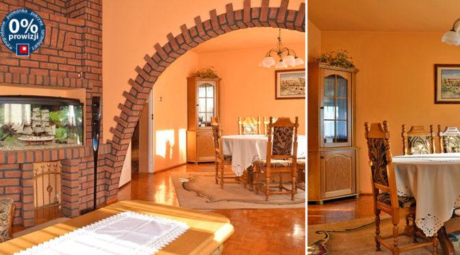 stylowe wnętrze luksusowej rezydencji w okolicach Kalisza na sprzedaż