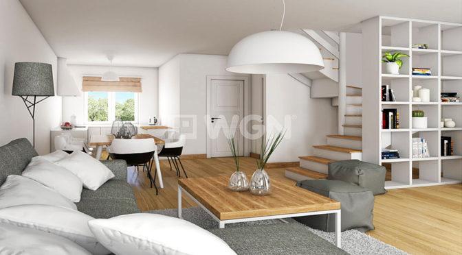nowoczesne wnętrze luksusowej rezydencji do sprzedaży w Jeleniej Górze