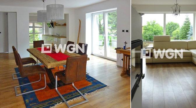 nowoczesne i prestiżowe wnętrze luksusowej rezydencji Bielsko-Biała na sprzedaż