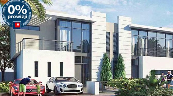 nowoczesna bryła ekskluzywnej rezydencji do sprzedaży Dubaj (Zjednoczone Emiraty Arabskie)