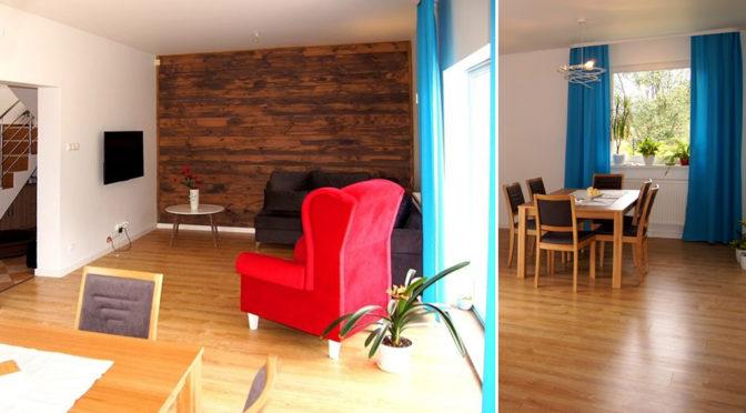 nowoczesne i przestronne wnętrze ekskluzywnej rezydencji do sprzedaży Toruń (okolice)