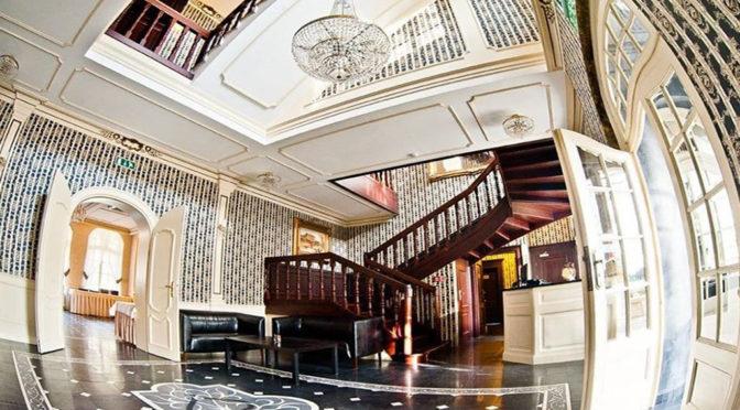 wytworne, eleganckie wnętrze luksusowej rezydencji do wynajmu Wrocław