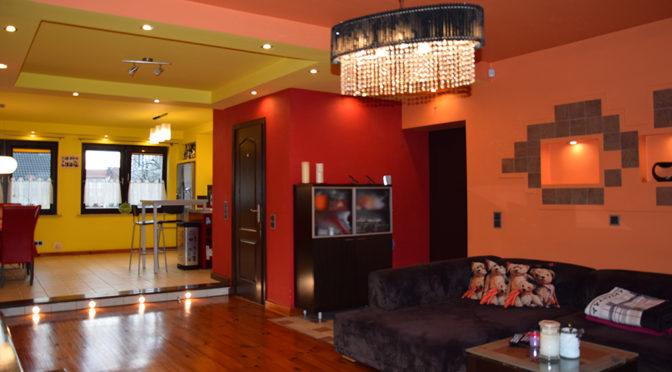 kameralne i ekskluzywne wnętrze luksusowej rezydencji do wynajęcia Słupsk
