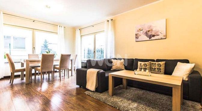 przestronny salon w luksusowej rezydencji do wynajmu Szczecin