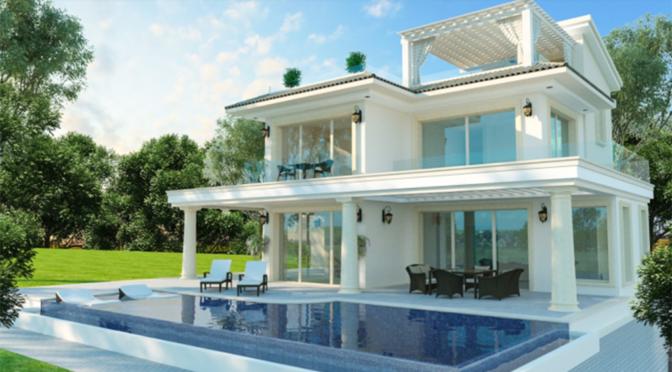 prestiżowa rezydencja z basenem do sprzedaży Esentepe (Turcja)