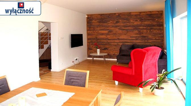 komfortowe i nowoczesne wnętrze luksusowej rezydencji do sprzedaży Toruń