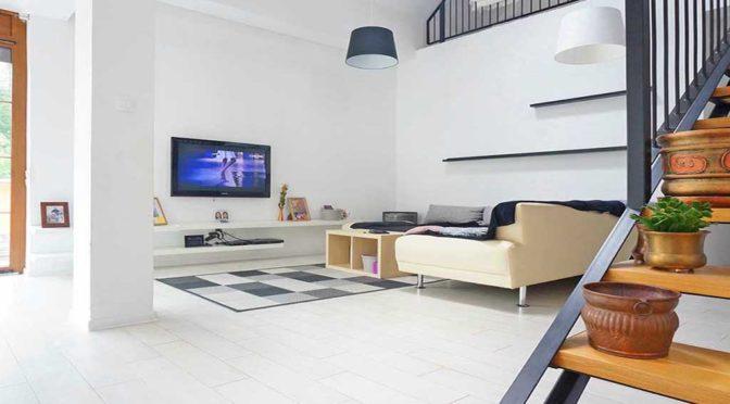 komfortowy i prestiżowy salon w ekskluzywnej rezydencji do sprzedaży Wałbrzych (okolice)