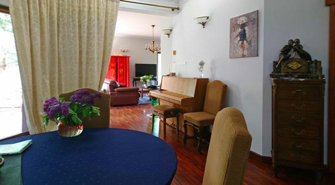 stylowo zaprojektowane i zaaranżowane wnętrze luksusowej rezydencji na sprzedaż Zielona Góra
