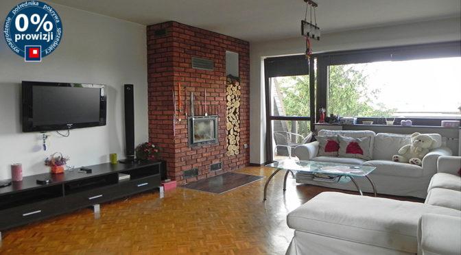 przestronny, słoneczny i komfortowy salon w ekskluzywnej rezydencji do sprzedaży Ostrów Wielkopolski
