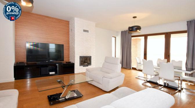 wykończone w najwyższym standardzie wnętrze luksusowej rezydencji do sprzedaży Lublin (okolice)