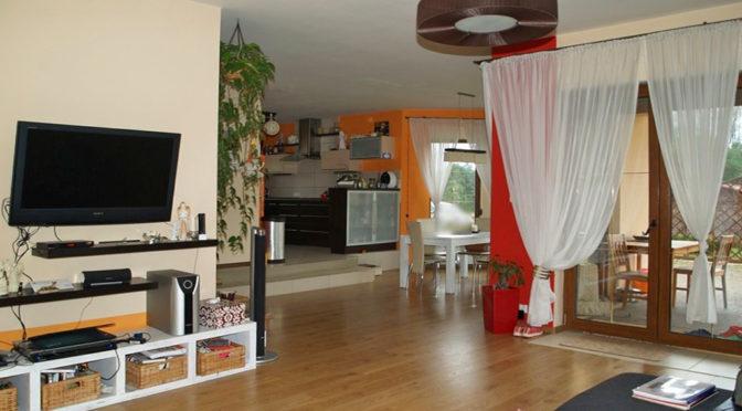 nowoczesny salon w ekskluzywnej rezydencji do sprzedaży Kwidzyn (okolice)