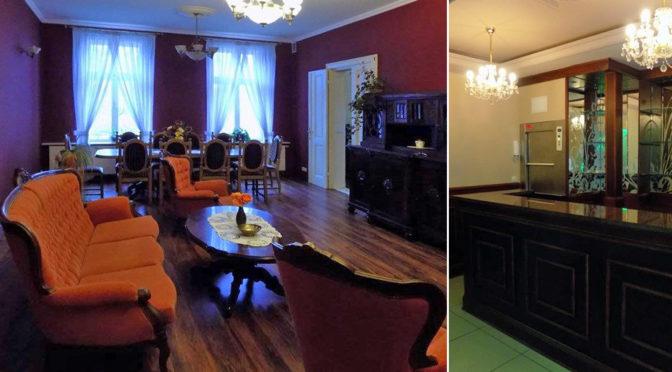 kameralne wnętrze luksusowej rezydencji do sprzedaży Inowrocław (okolice)