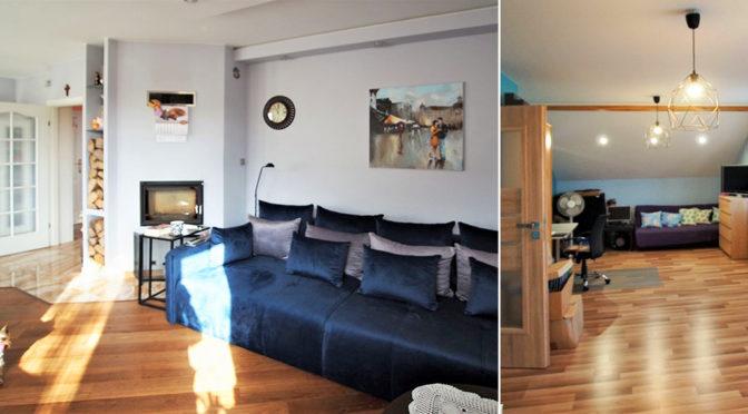 komfortowe wnętrze ekskluzywnej rezydencji do sprzedaży Łódź (okolice)