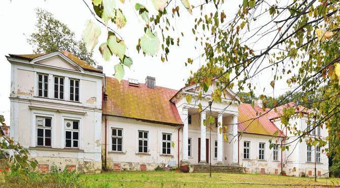 reprezentacyjne wejście do ekskluzywnej rezydencji do sprzedaży Lublin (okolice)
