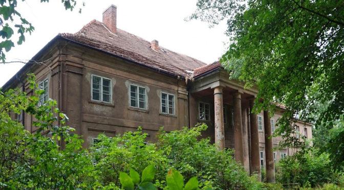 reprezentacyjne wejście do ekskluzywnej rezydencji do sprzedaży Poznań (okolice)