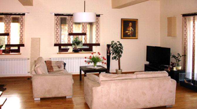 prestiżowe wnętrze luksusowej rezydencji na sprzedaż Ostrów Wielkopolski