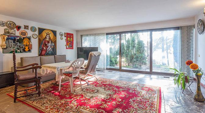 słoneczne i przestronne wnętrze luksusowej rezydencji na sprzedaż Sopot