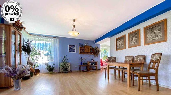 kameralny salon w ekskluzywnej rezydencji na sprzedaż Zawoja