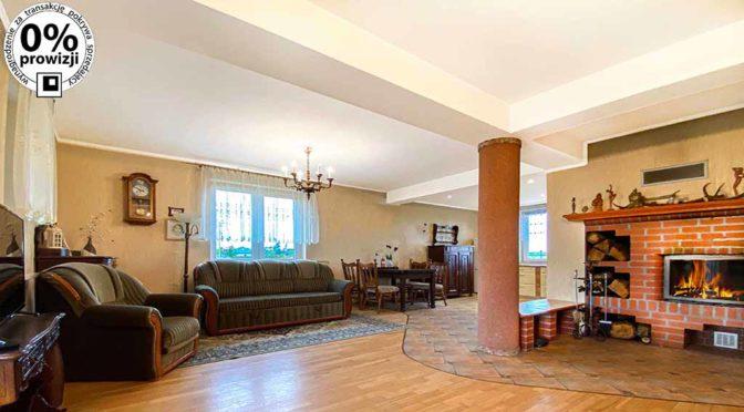 komfortowe wnętrze luksusowej rezydencji na sprzedaż Gliwice (okolice)