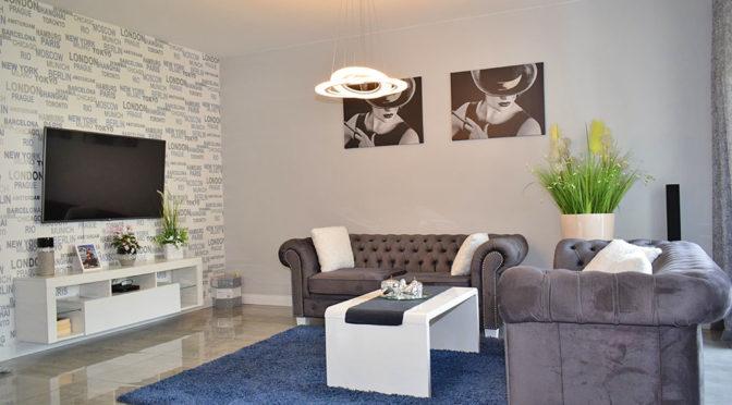 komfortowe wnętrze ekskluzywnej rezydencji do sprzedaży Ostrów Wielkopolski