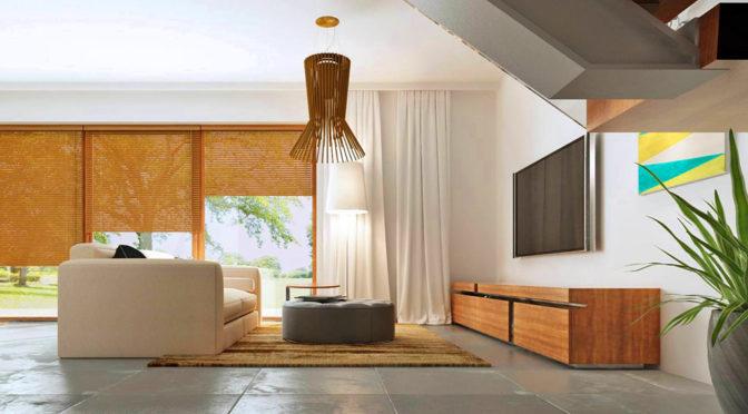 zaprojektowane w modnym stylu wnętrze luksusowej rezydencji na sprzedaż Kalisz