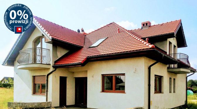 okazała bryła ekskluzywnej rezydencji na sprzedaż Wrocław (okolice)